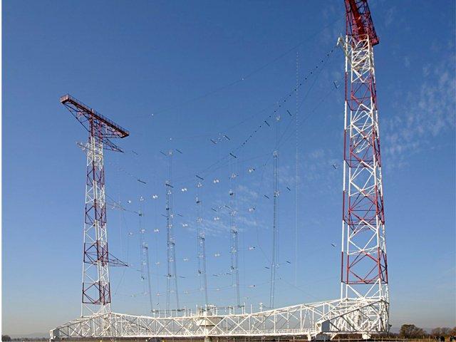 estructuras para antenas - cursos bilbao